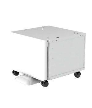 C255, C355if, DX C257, DX C357, heavy duty printer stand, heavy duty printer cabinet, printer stand with doors, printer stand with wheels, printer cabinet, printer cabinet with doors, printer cabinet with wheels